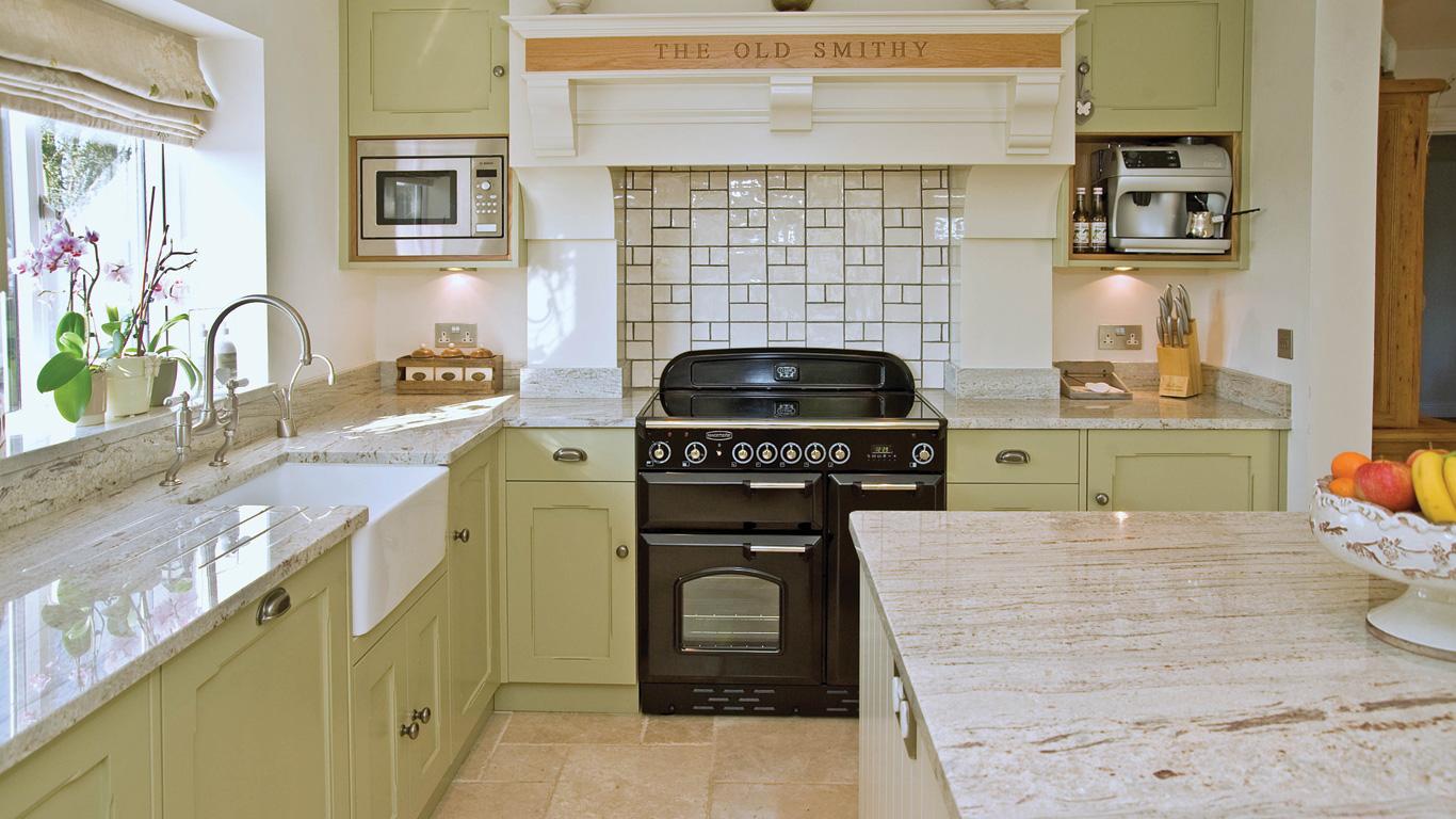 Frameless Kitchens