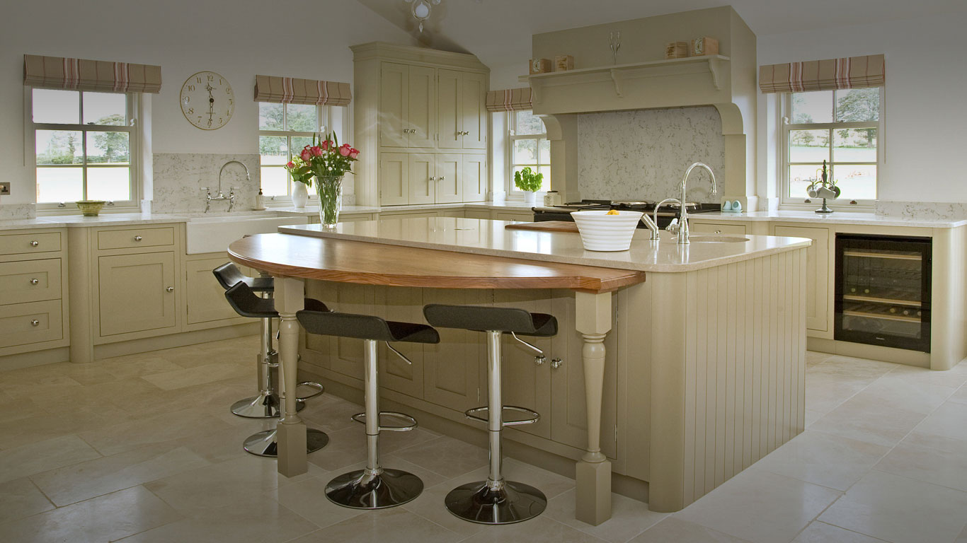 BESPOKE KITCHENS LANCASHIRE