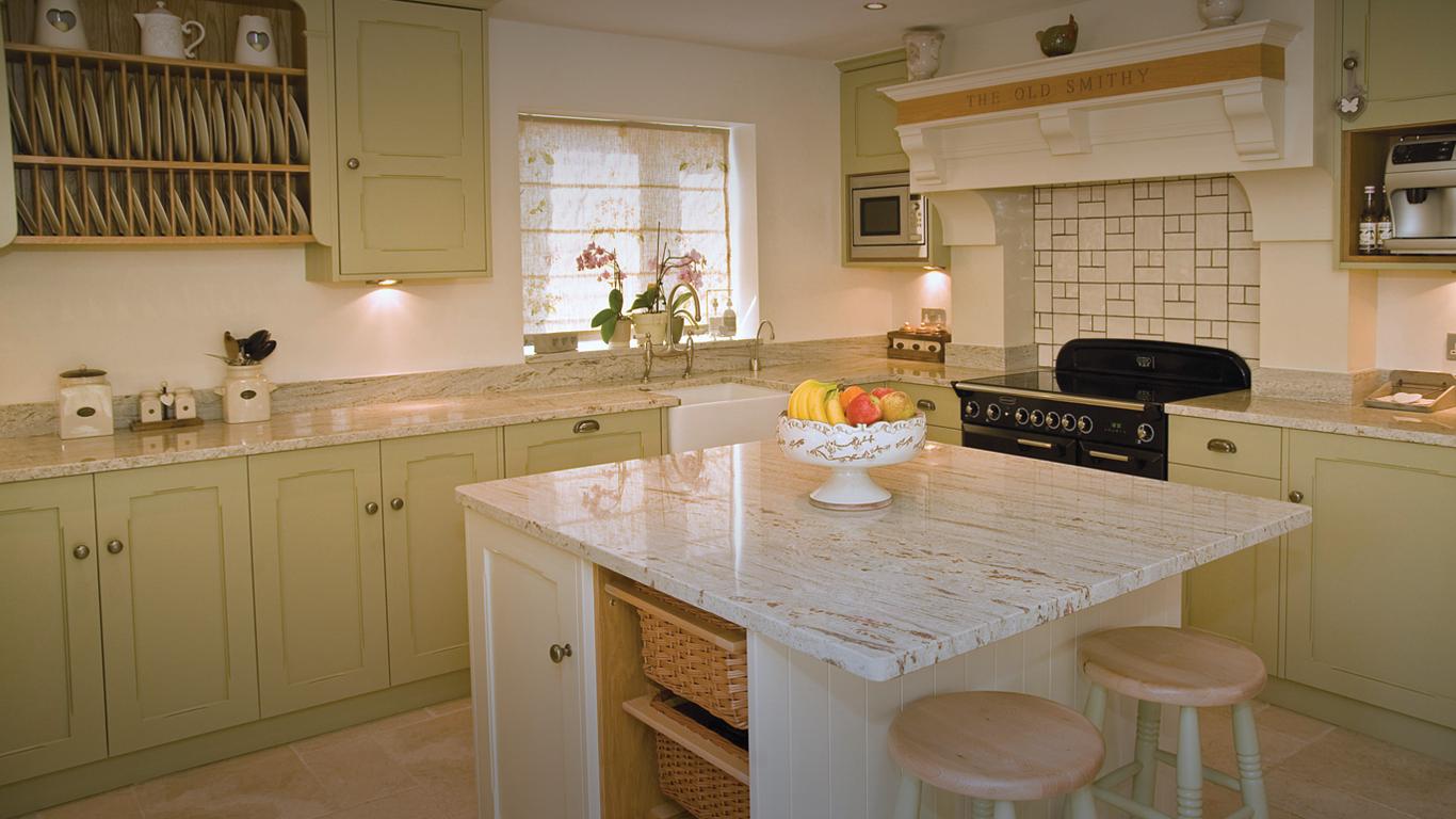 Frameless Kitchen