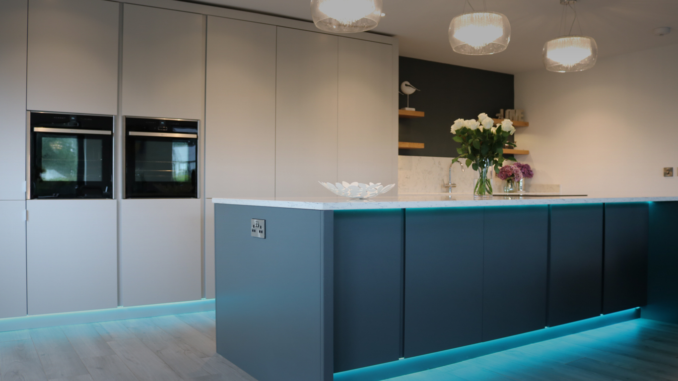 Frameless Kitchens